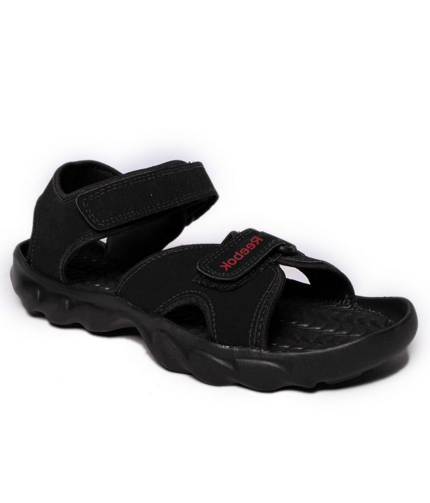 68a9da4b031d Reebok J91765 -black Sandals For Men - 8 Uk - Buy Reebok J91765 -black  Sandals For Men - 8 Uk Online at Best Prices in India on Snapdeal