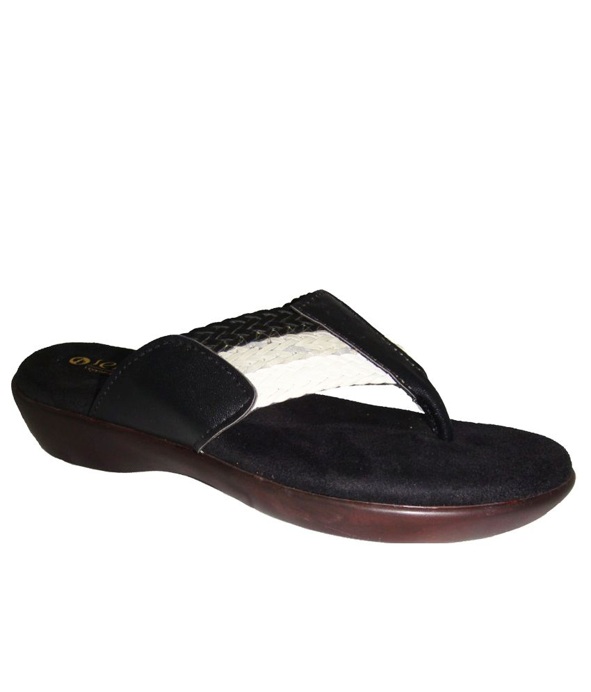 Senso Vegetarian Shoes Black Flat