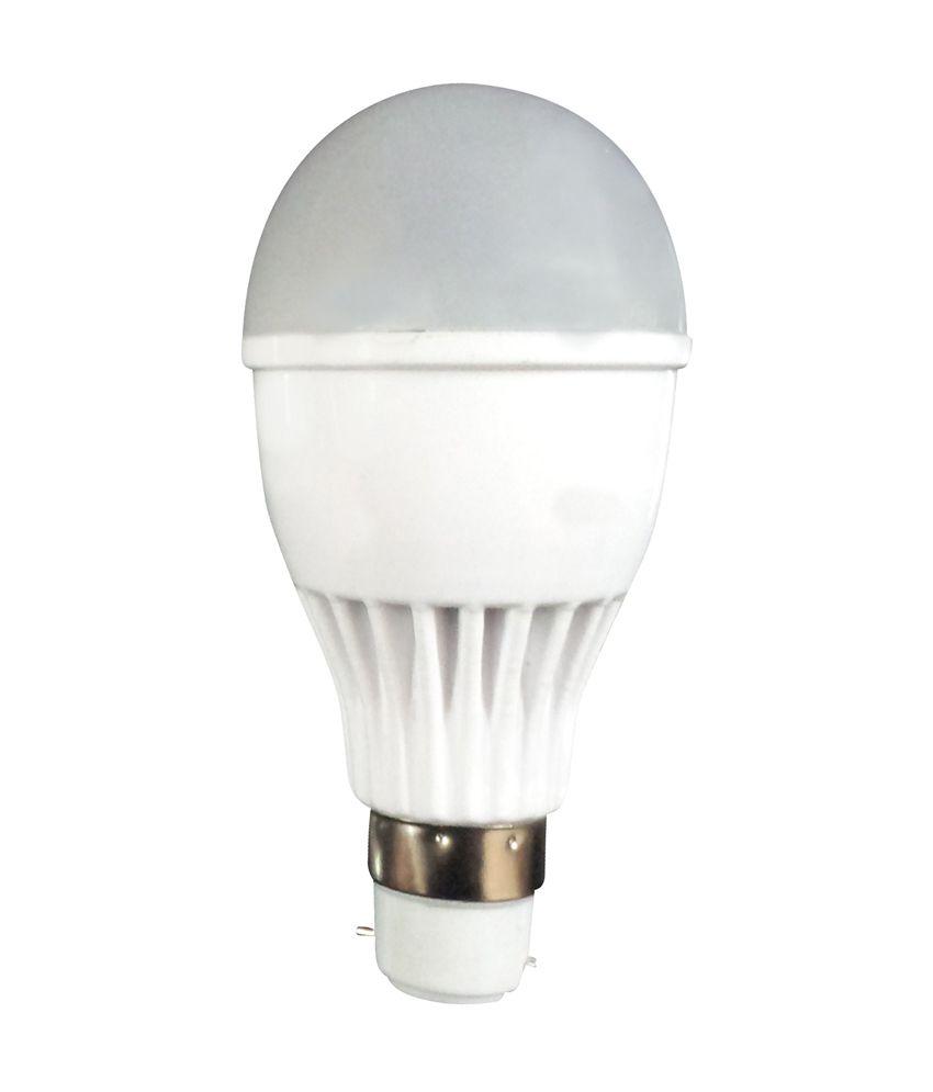 Sol Power India 7 Watt Led Bulb
