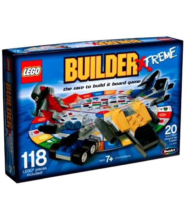 Lego Builder Xtreme Building Set - Buy Lego Builder Xtreme