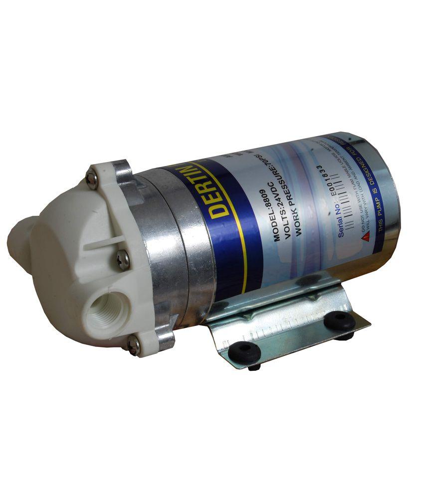 Dertin Ro 8809 Pressure Booster Pump Water Purifiers Price
