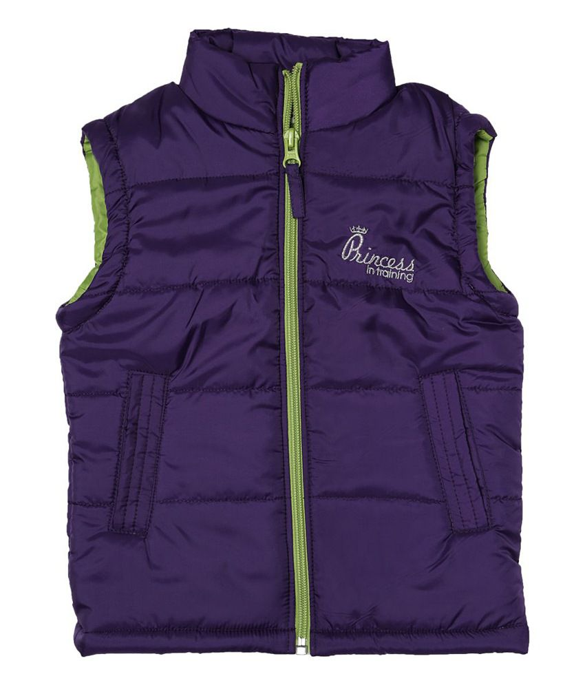 People Quilted Sleeveless Jacket
