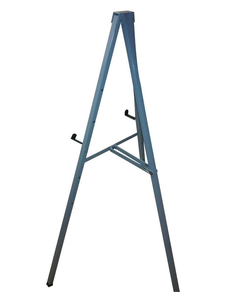 Nechams Easel Stand Metallic Painting Canvas 5 Ft Buy line at