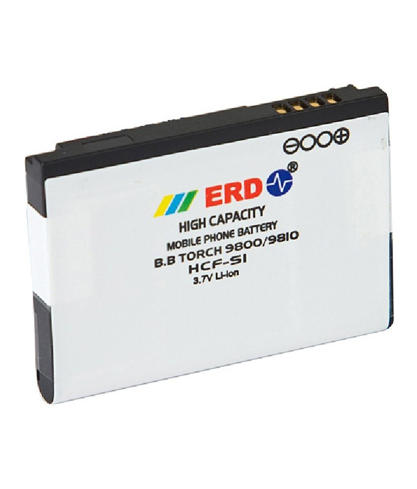 Erd Compatible Battery For Blackberry Torch 9800
