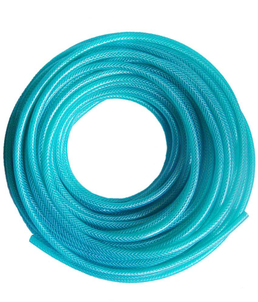 Pepper Agro Garden Hose Water Pipe Braided Heavy Duty Half Inch