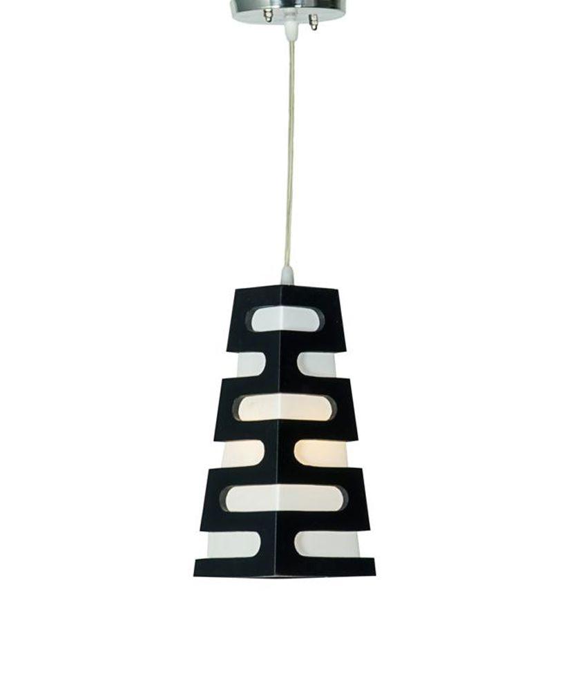 Wooden Hanging Lamp
