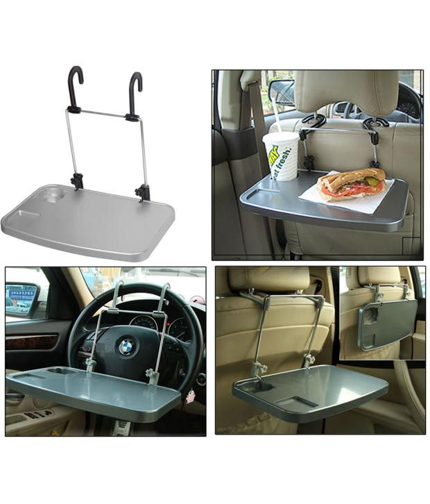 Oem Car Steering Wheel Tray|table|laptop Stand|notebook Desk|clip Mount