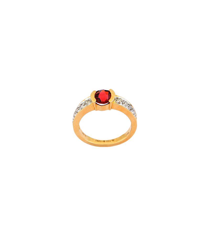 Sakshi 18k Diamonds Ring