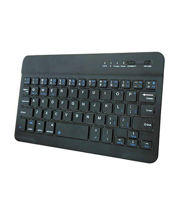 Saco Slim Bluetooth keyboard for iBall Slide 7334Q - 10