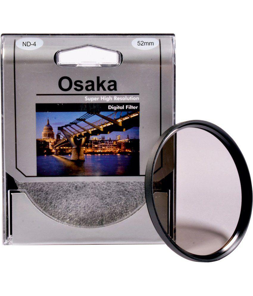 Osaka 52mm ND4 Neutral Density Filter