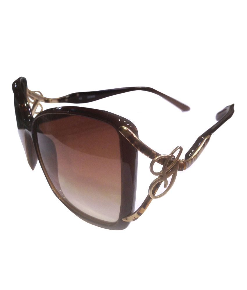 Guess Guess_gu7048 Medium Women Square Sunglasses
