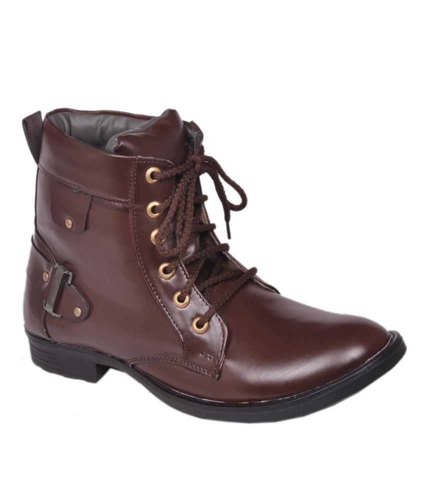 Kool Jones Mid length Boots