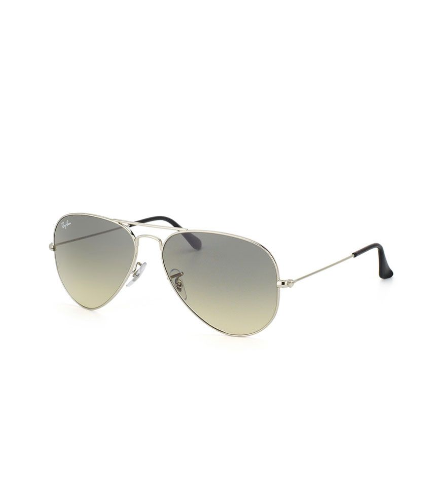 a775a71c3a9c0 Ray-Ban Grey Aviator Sunglasses (RB3025 003 32 58-14) - Buy Ray-Ban Grey  Aviator Sunglasses (RB3025 003 32 58-14) Online at Low Price - Snapdeal