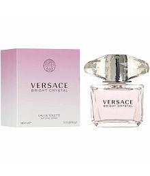 Versace Bright Crystal Women's Perfume EDT 90Ml