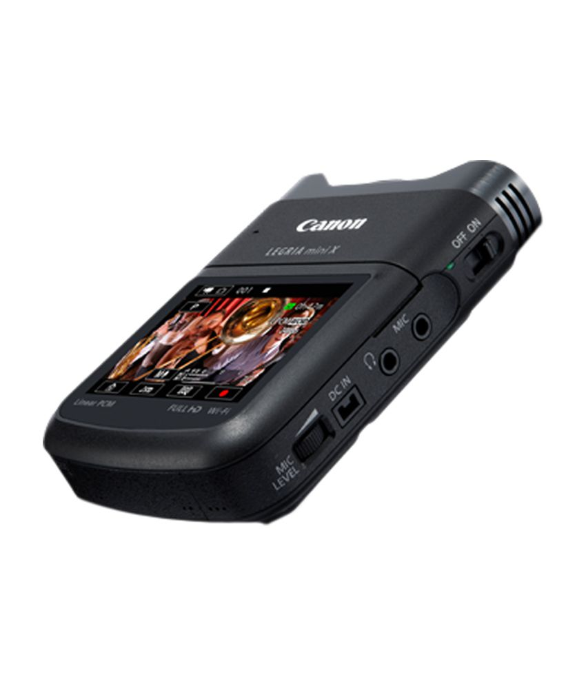 Canon Legria Mini X Camcorder Price in India- Buy Canon ...
