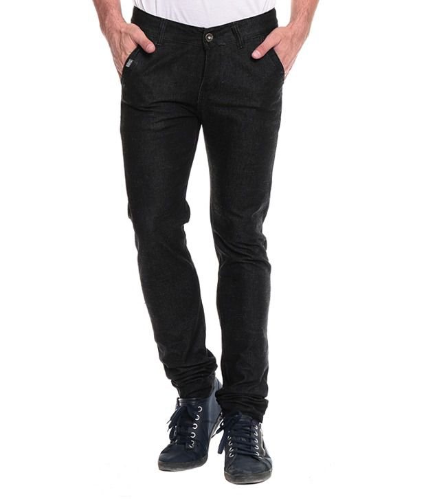f17f1f8213 Ree Combo Of Black Slim Denim Jeans And Maroon Shirt - Buy Ree Combo ...