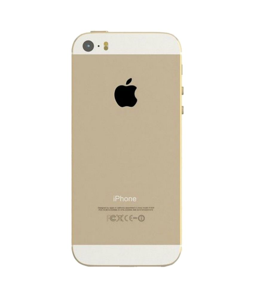 172eb7ec3517bf iPhone 5S: Buy iPhone 5S 16 GB in Gold Online at Low Price in India ...