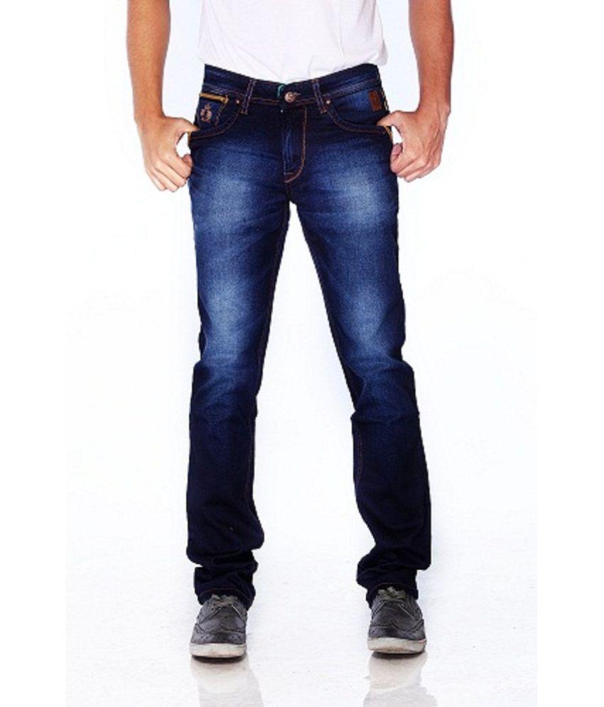 Hardy Boys Jeans RAW HardyBoysJeans Men's Denim Cotton Stretch Raw Washed 215