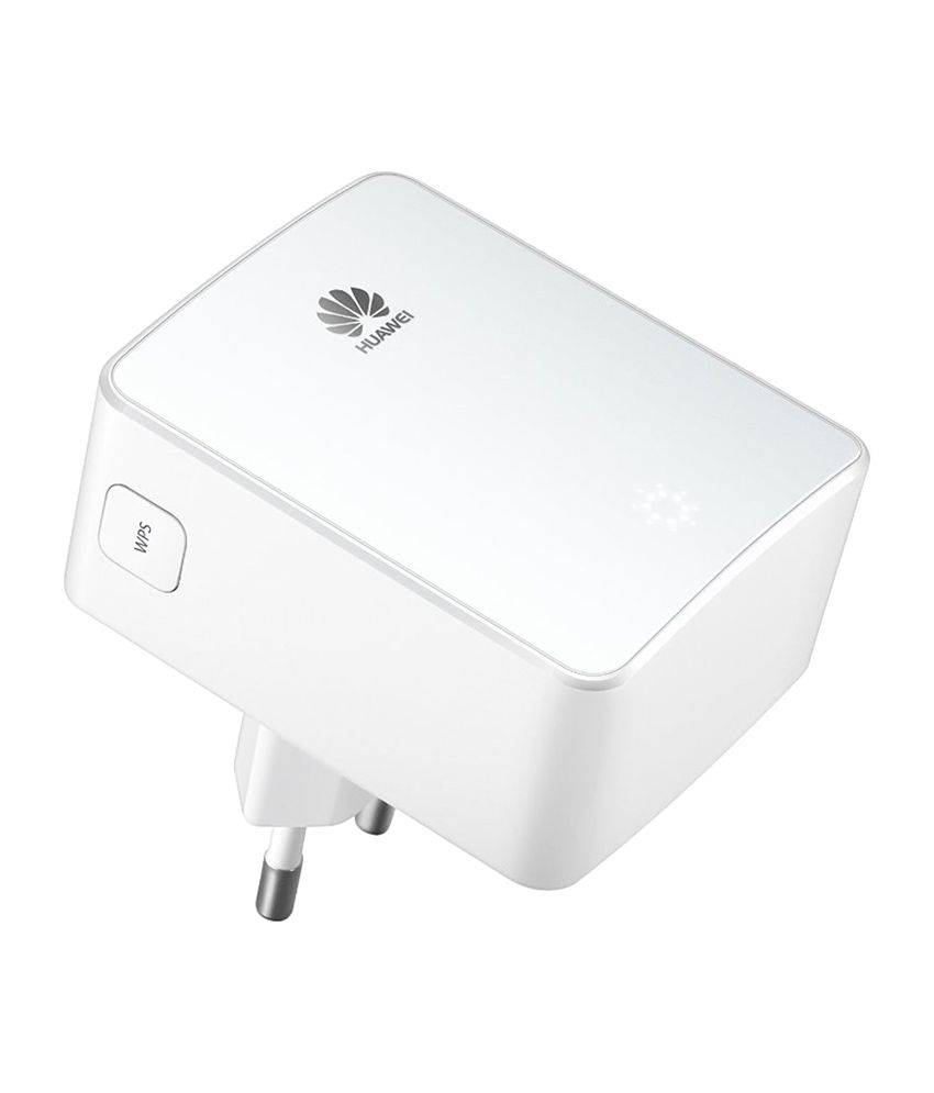 Huawei WS331c 300 Mbps Wireless Range Extender - White