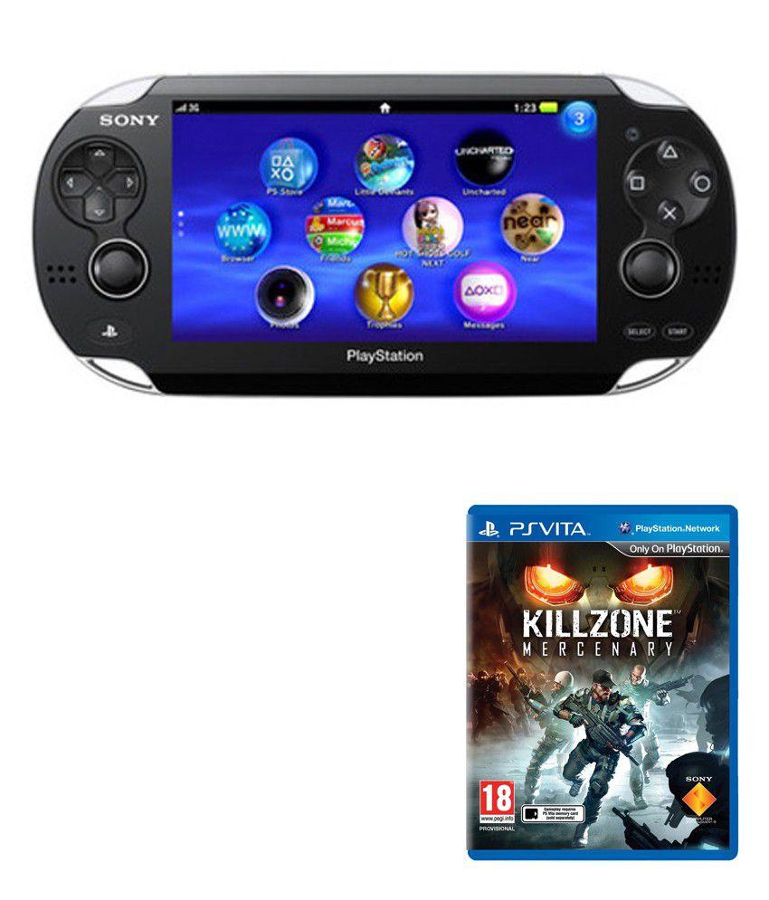 Sony PS Vita + Killzone Mercenary
