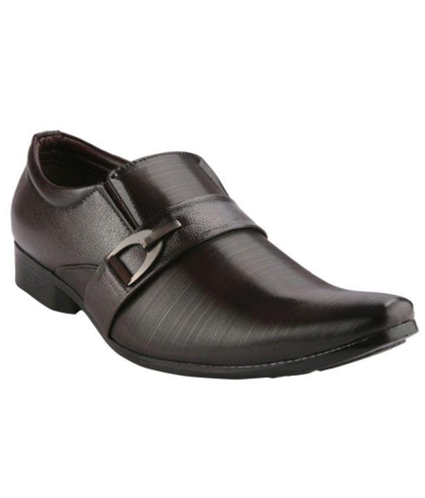 wave walk black formal shoes price in india buy wave walk