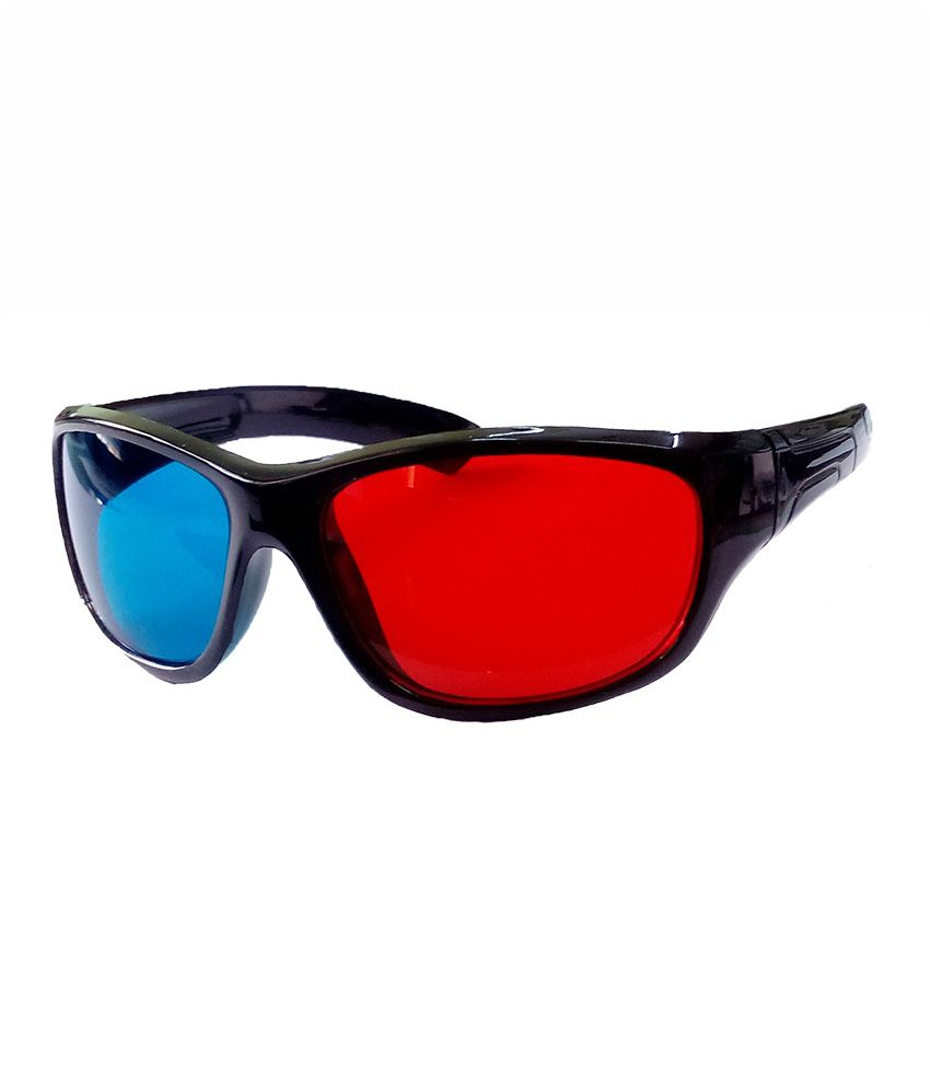 Buy Hrinkar Original Anaglyph 3d Glasses Red And Cyan ( 3d