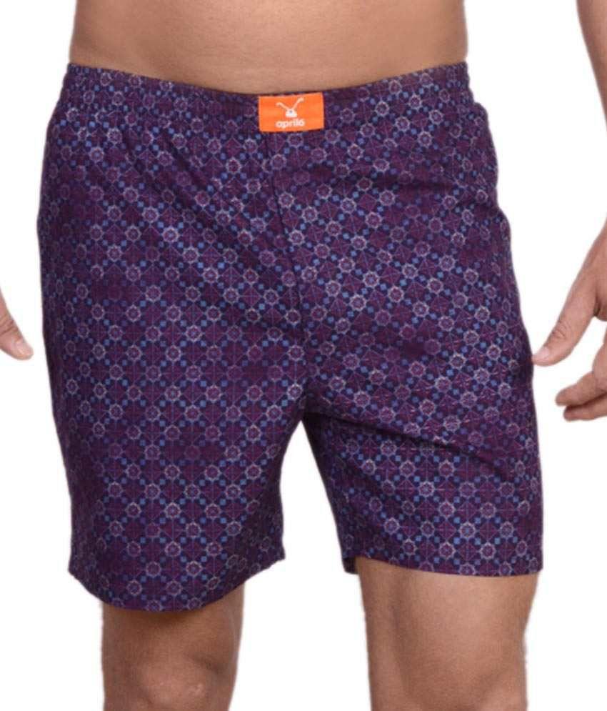 April6 Lavendor Shorts