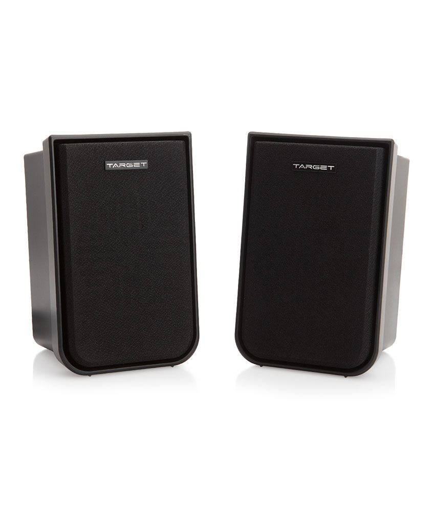 speakers in target. target ts2560t computer multimedia speakers 2.1 (black) in
