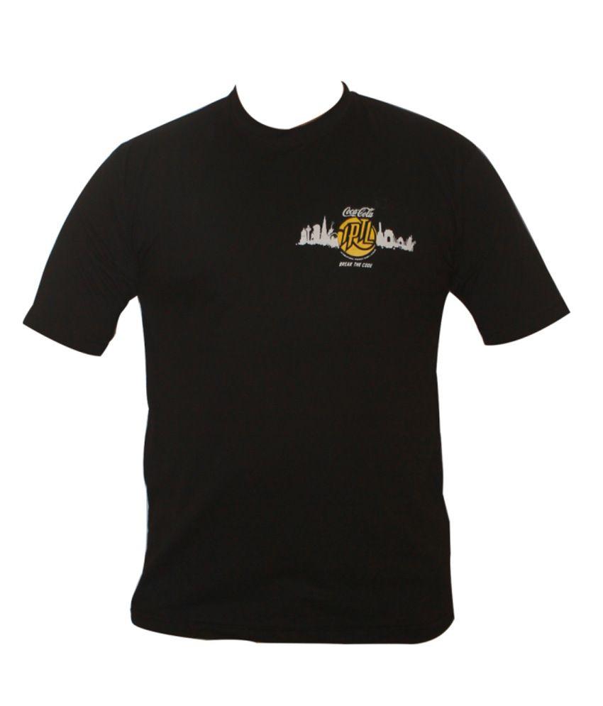 Iptl Premium Black T Shirt