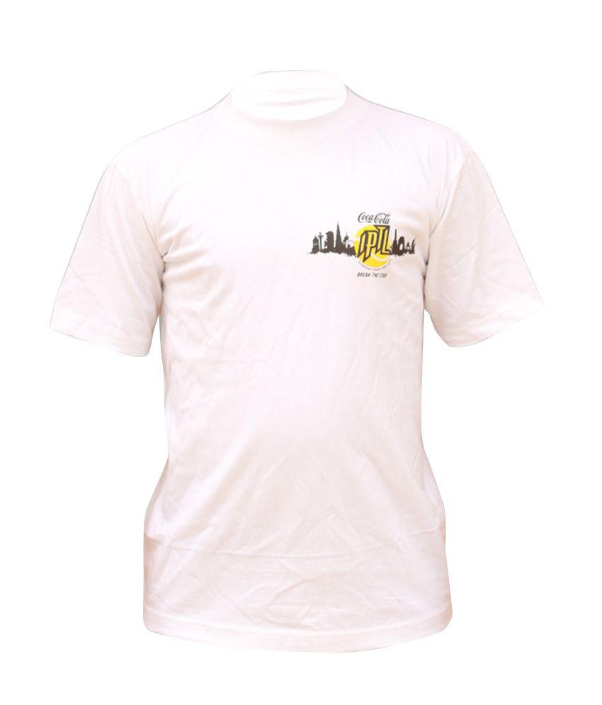 Iptl Premium White T Shirt