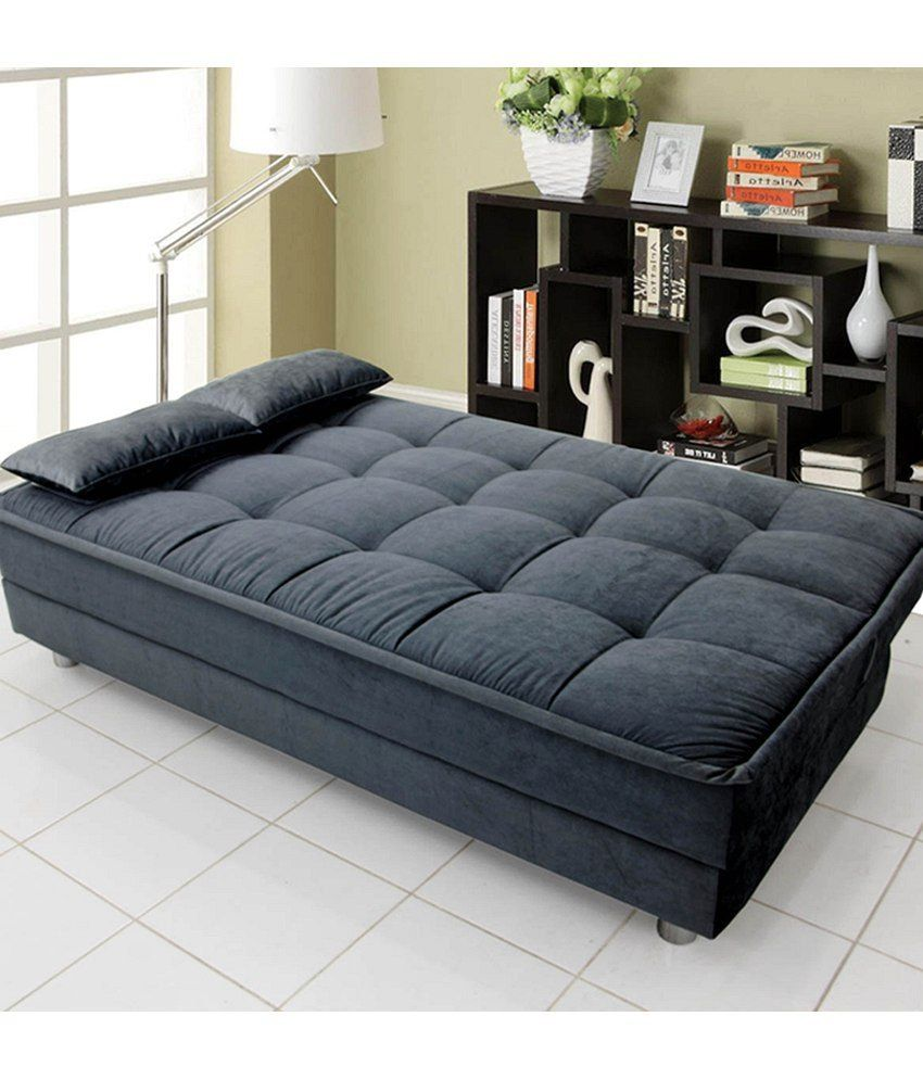 Sofa Bed Home Theater: Buy Sunrise Sofa Cum Bed