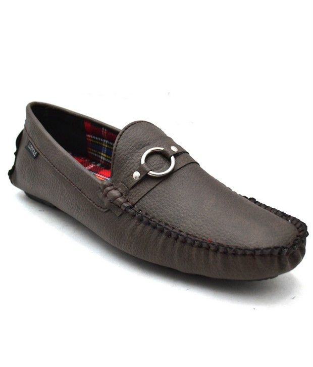 Zoot24 Brown Loafers