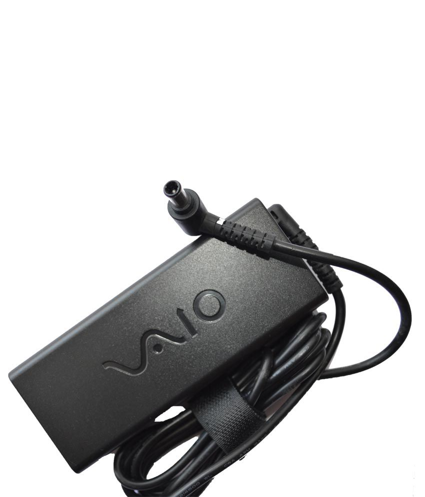 Sony Retail Pack Laptop Adapter For Vaio 19.5v, 3.9a, 75w