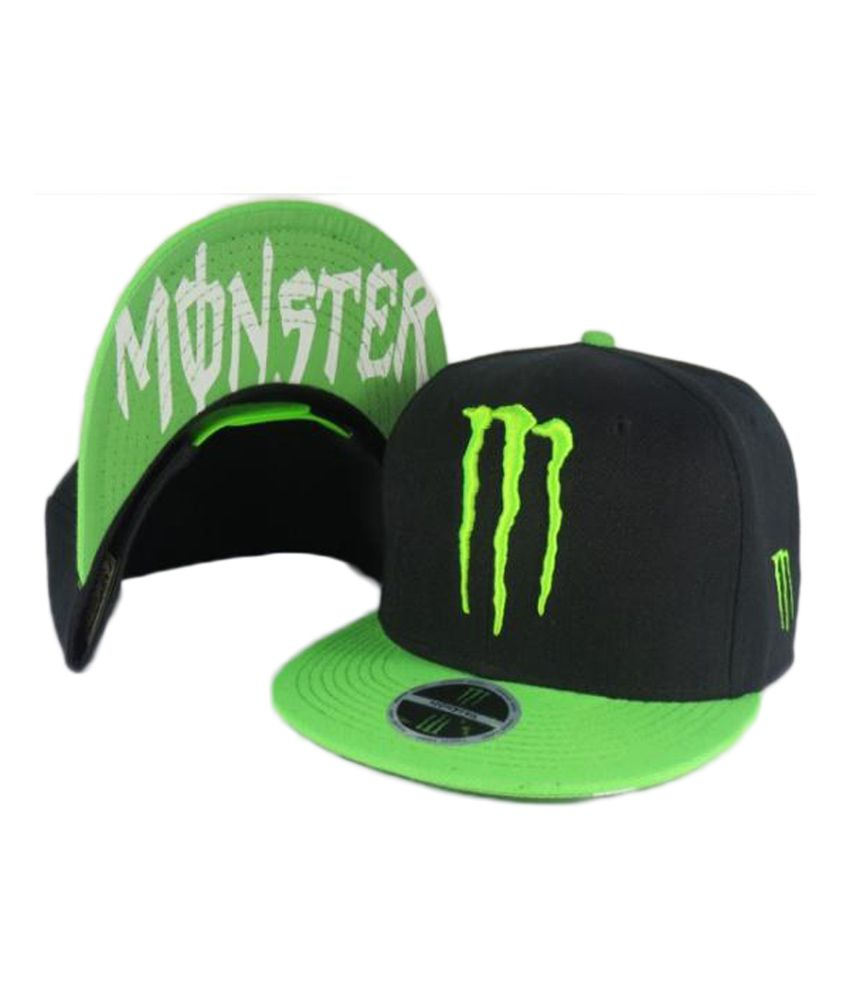Crystal Corner Green And Black Monster Cap  Buy Online at Low Price in India  - Snapdeal 6f85dd783d4