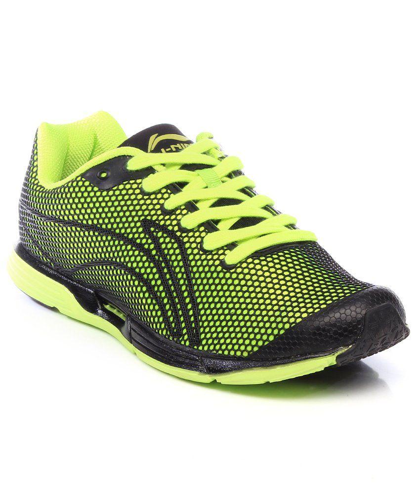 li ning green sport shoes price in india buy li ning