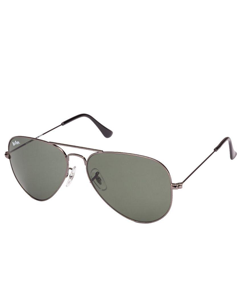 Lee Cooper 97956 Medium Women$Men Aviator Sunglasses