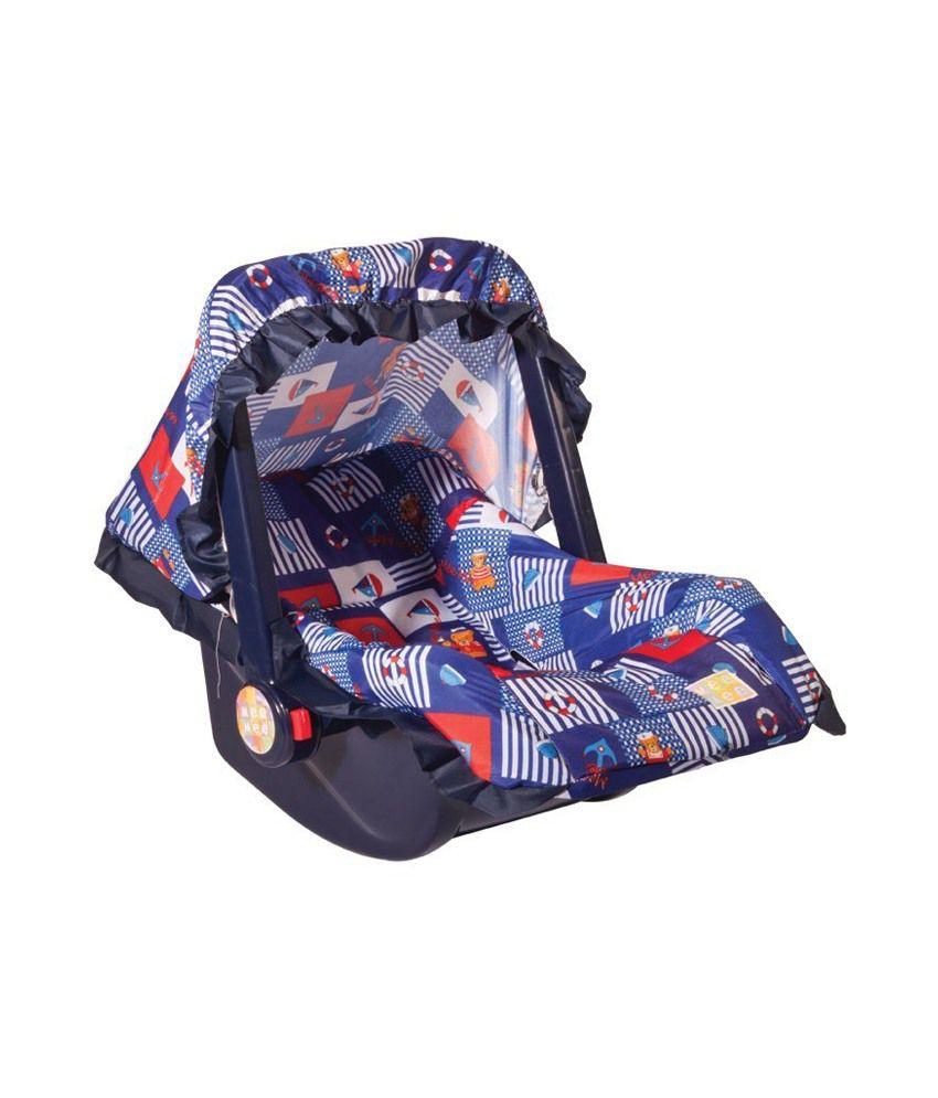 Baby bed online flipkart - Mee Mee Baby Cozy Carry Cot And Rocker_dark Blue