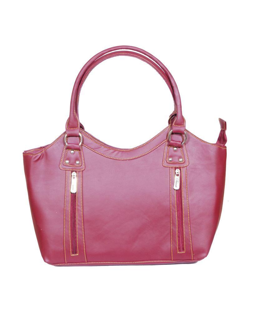 Informatix Stylish Purple Handbag