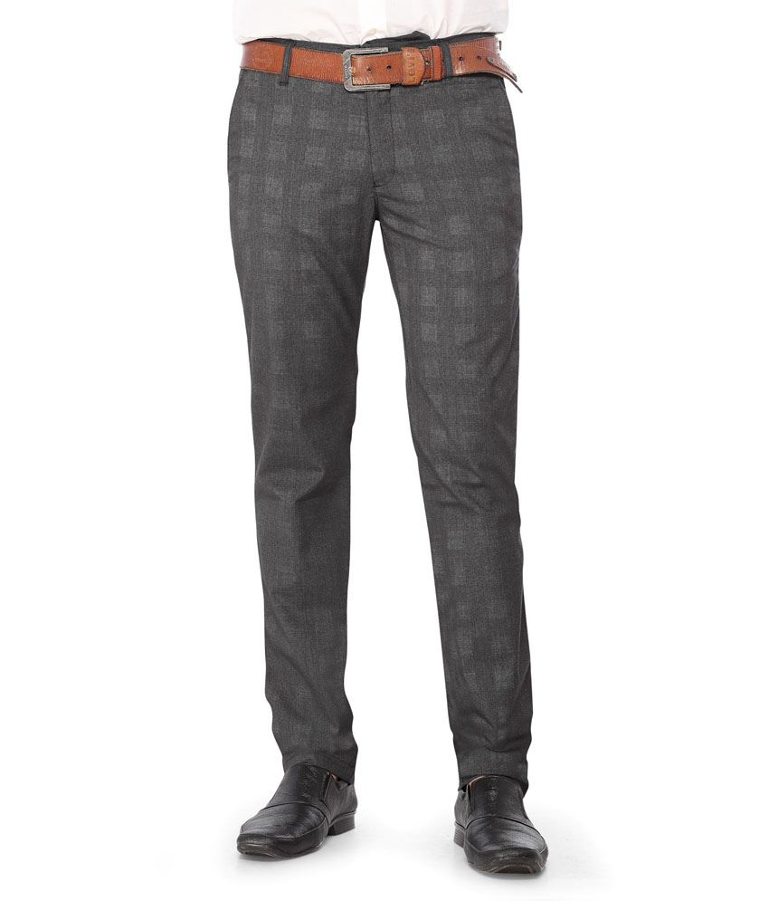 Thinc Formal Check Pants