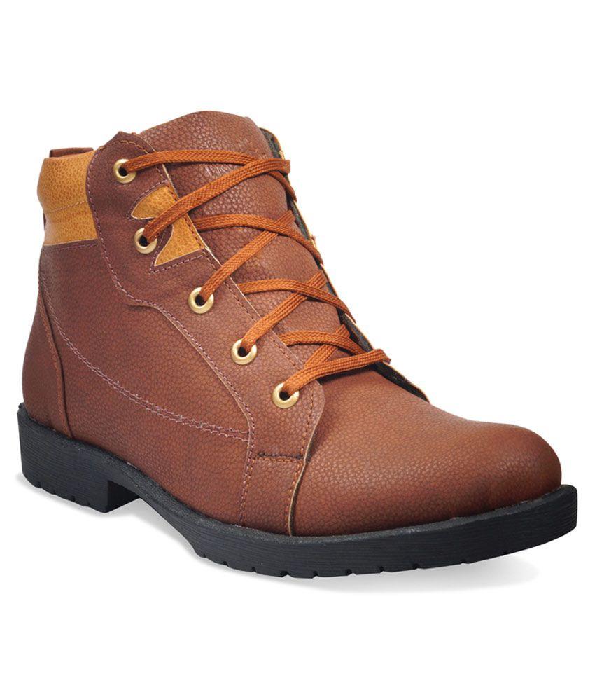 ADYBird Simple Brown Boot