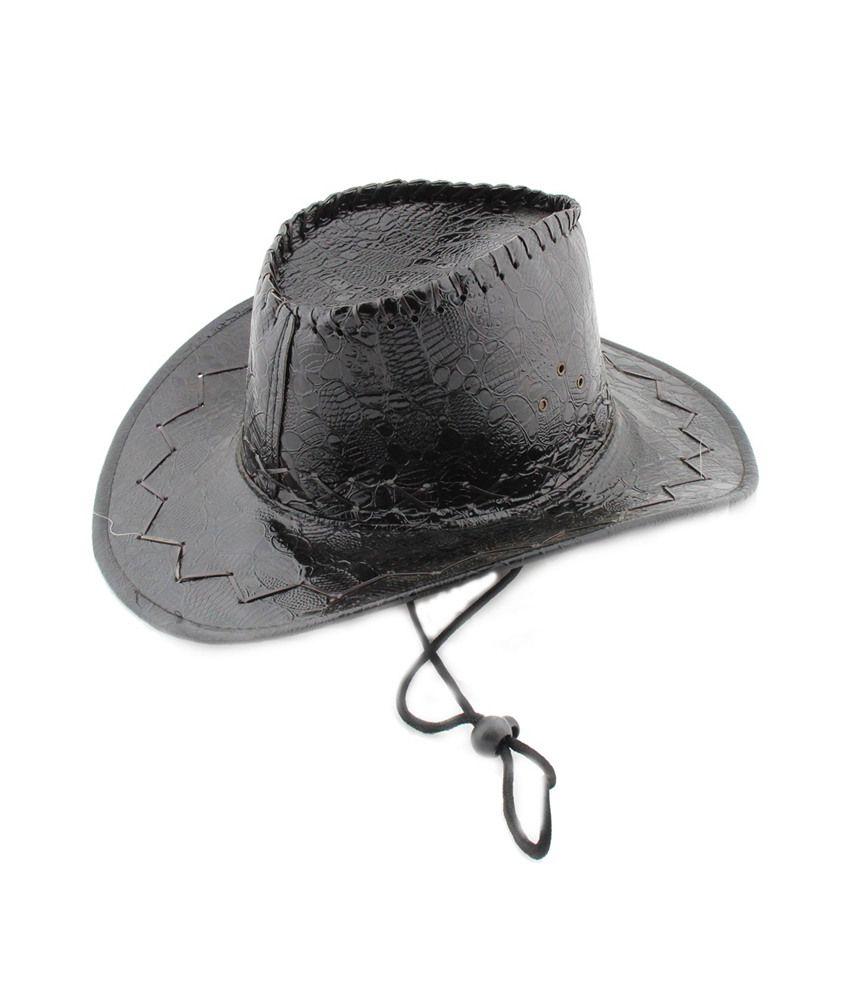 Jstarmart Black Old Munk Hat