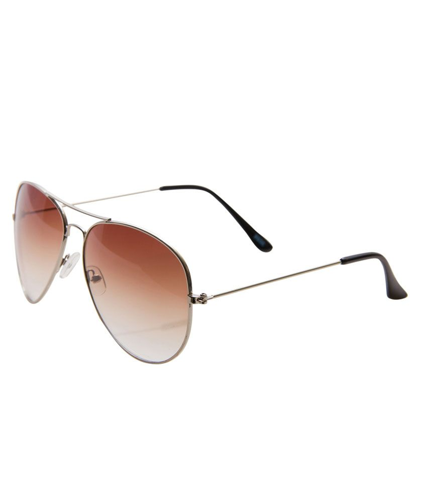 6158a4644040 Monty Aviator Brown Designer Sunglass - Buy Monty Aviator Brown Designer  Sunglass Online at Low Price - Snapdeal