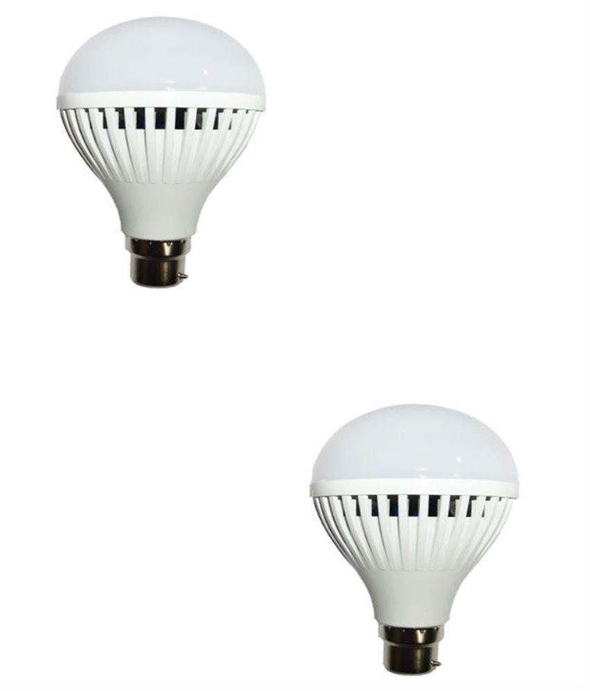 Reli Power Led Bulb 7 Watt - Set Of 2 Bulbs