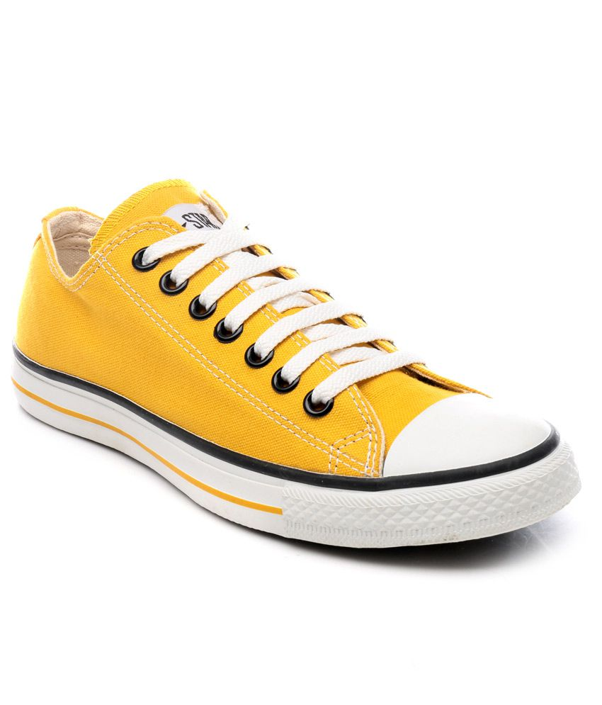Converse Yellow Casual Shoes - Buy Converse Yellow Casual Shoes Online at  Best Prices in India on Snapdeal 7817bc623