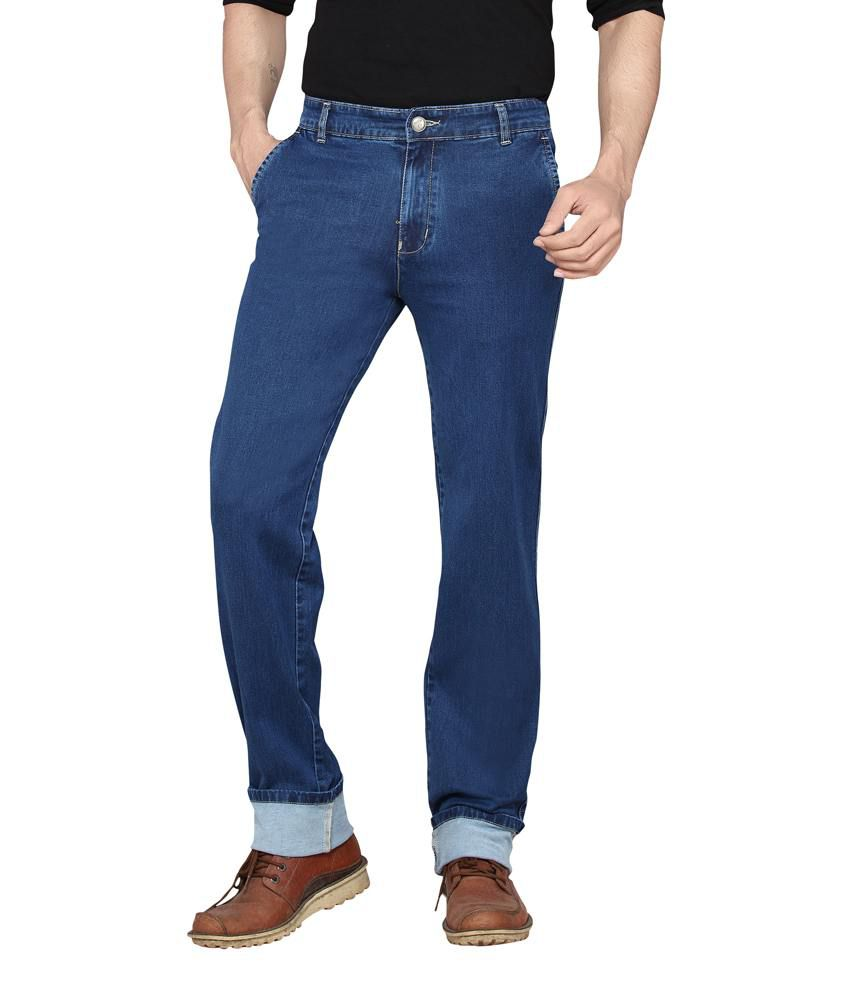 Dragaon Cross Pocket Relax Fit Jeans