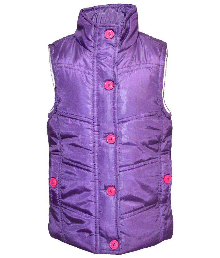 Via Italia Purple Jacket