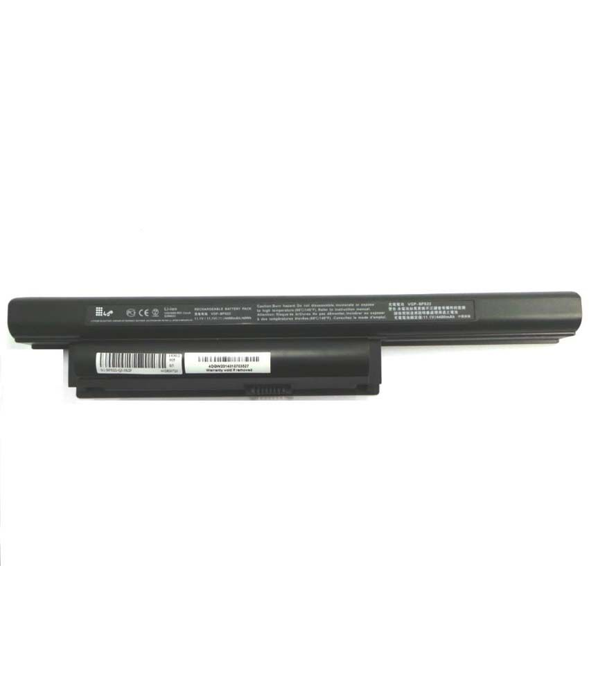 4d Sony Vaio Vpceb17fx/w 6 Cell 4400 Mah Laptop Battery