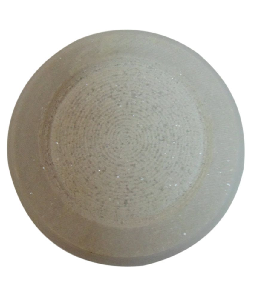 Stone Sculpture Rolling Board (Marble Chakla)