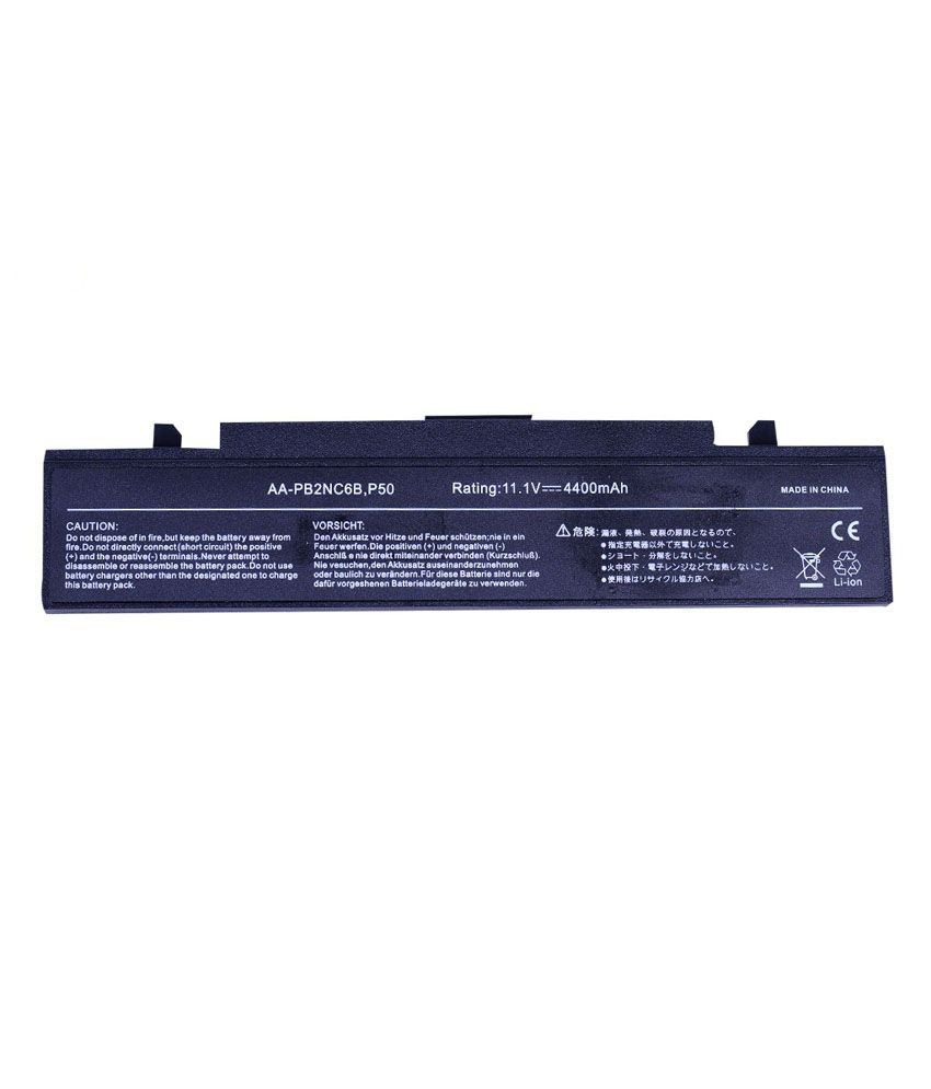 4d Samsung R65 6 Cell Laptop Battery