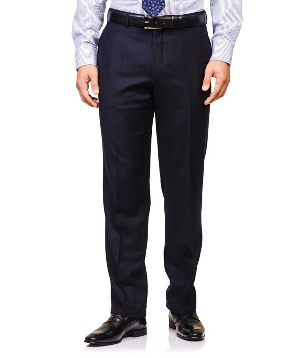Jctex Formal Classic Fit Trousers